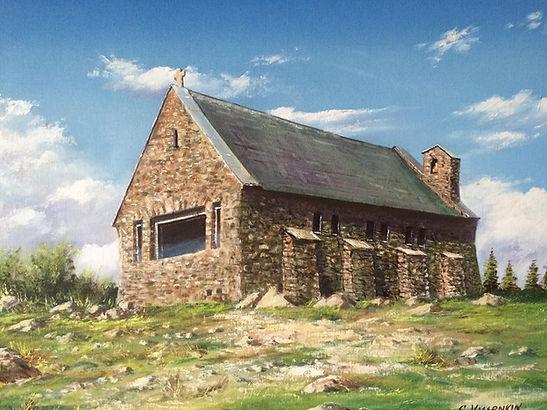 Церковь доброго пастыря