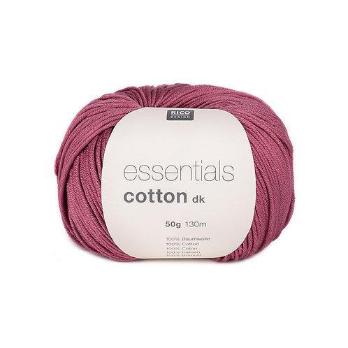 Rico Essentials Cotton DK Yarn