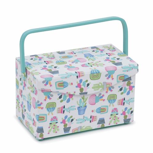 Cactus Sewing Box
