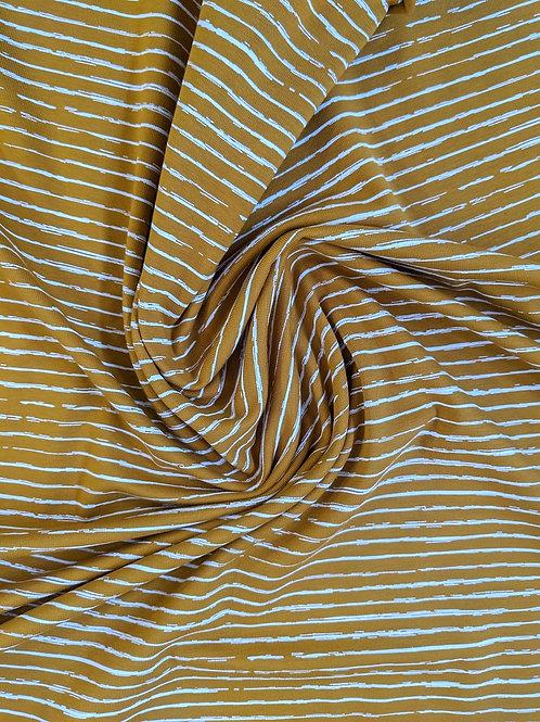 Wave Stripe Jersey