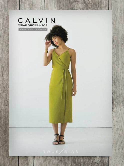 True Bias - Calvin Dress Pattern