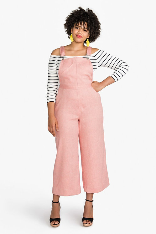 Closet Case - Jenny Overalls and Trousers Pattern
