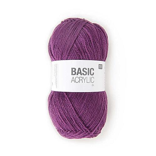 Rico Basic Acrylic DK Yarn