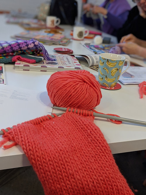 Knit & Natter Club
