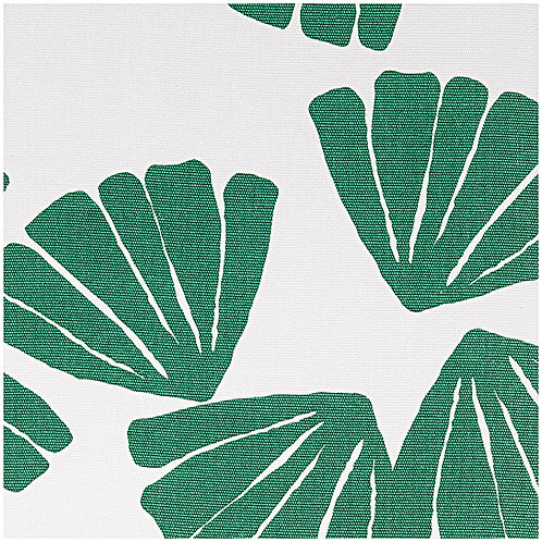 Big Print Leaves Cotton Canvas