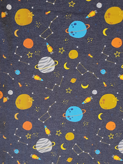 Space Print Jersey