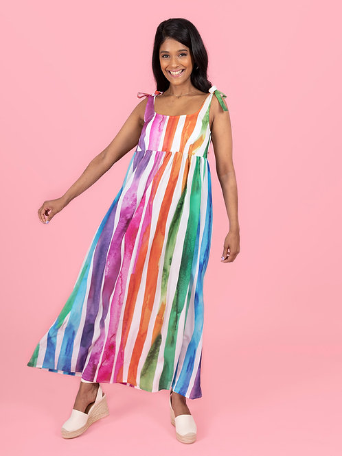 Skye Dress Printed Pattern