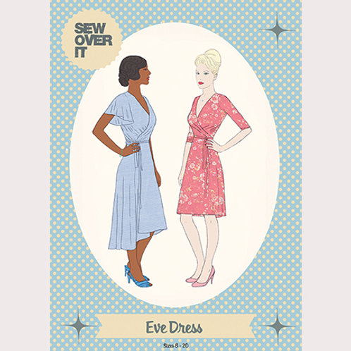 Sew Over It - Eve Dress Pattern