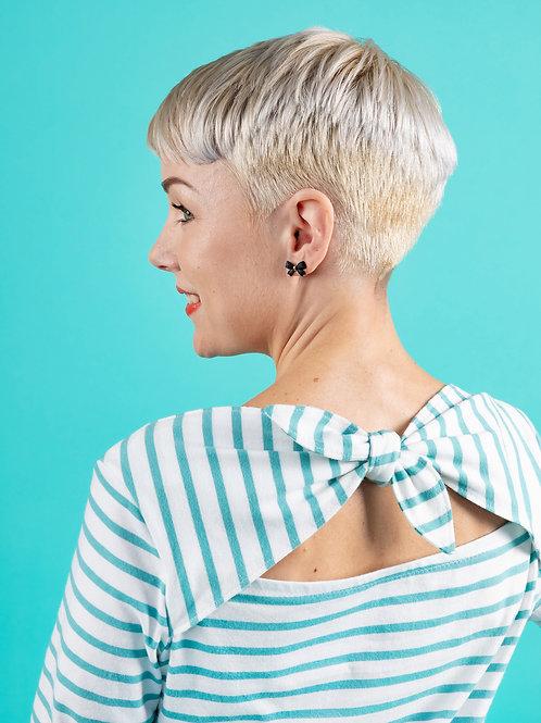 Romy Top & Dress Printed Pattern
