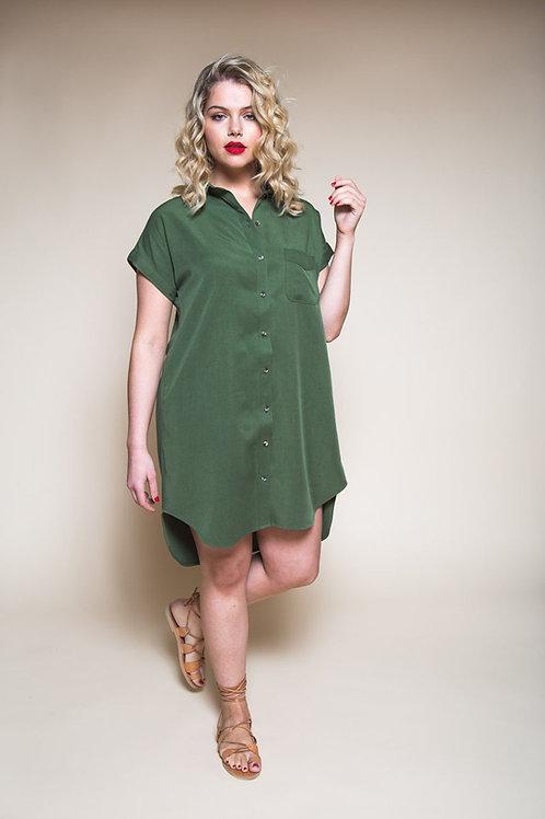 Closet Case - Kalle Shirt Pattern