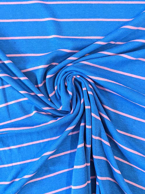 Tencel Stripe Jersey