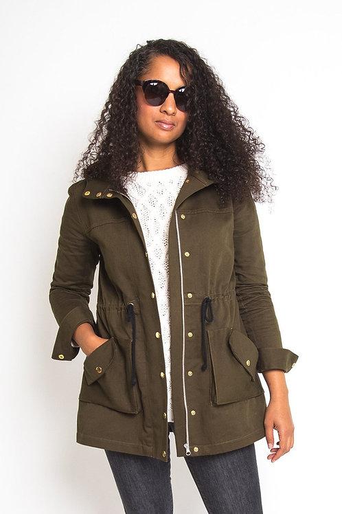 Closet Case - Kelly Anorak Jacket Pattern