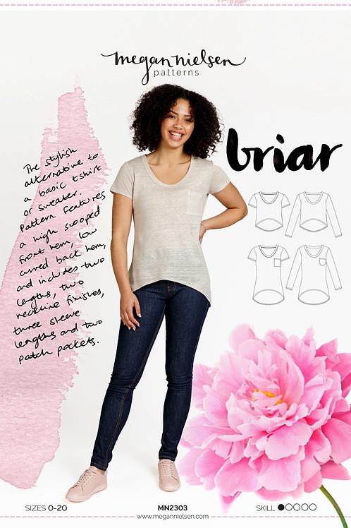 Megan Nielsen - Briar Top & Sweater Pattern