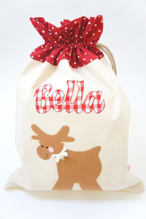 Personalised Present Sacks