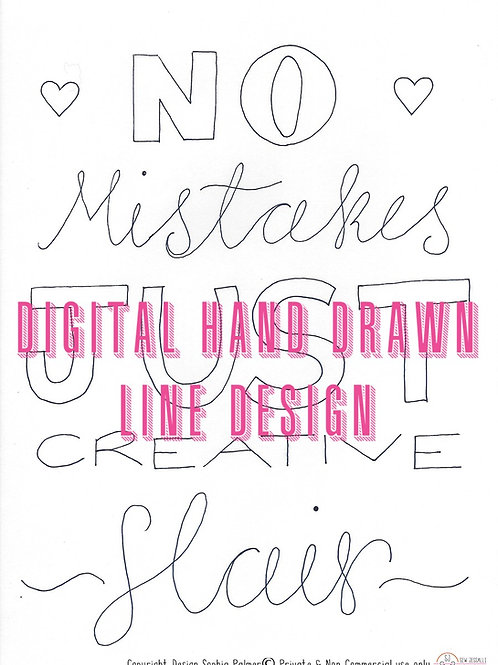 Design 'No Mistakes'