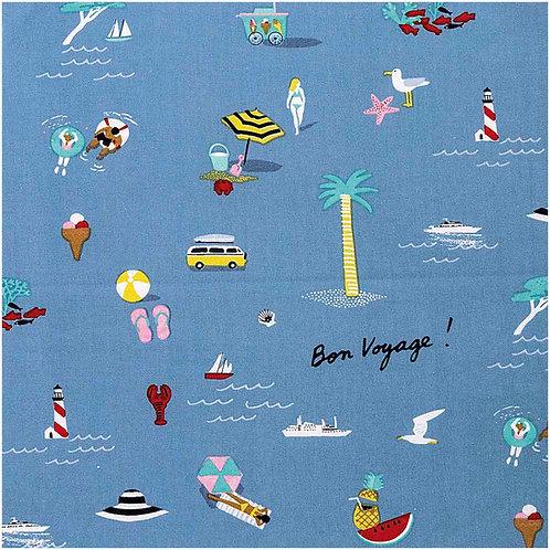 Bon Voyage Cotton