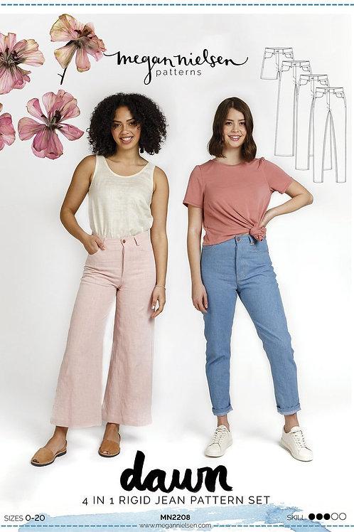 Megan Nielsen - Dawn Jeans Pattern