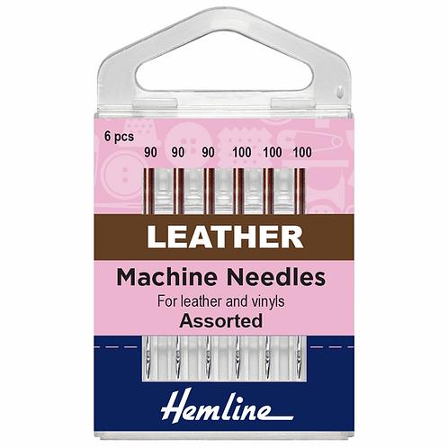 Machine Needles Leather