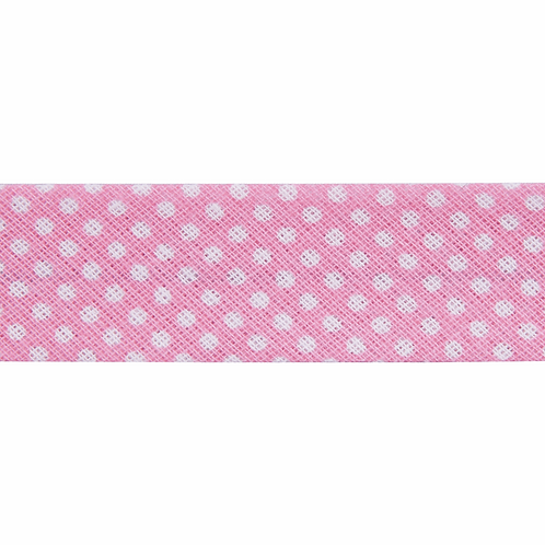 Dotty Bias Binding 20mm