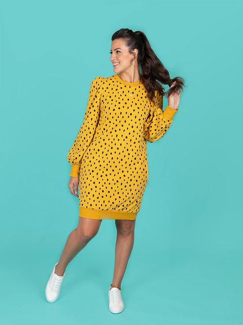 Billie Dress/Top Printed Pattern