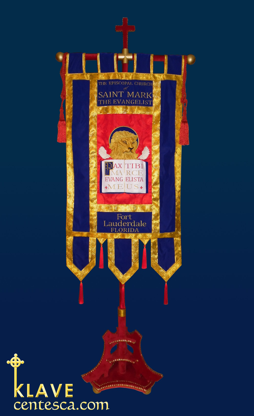 Banner of Saint Mark