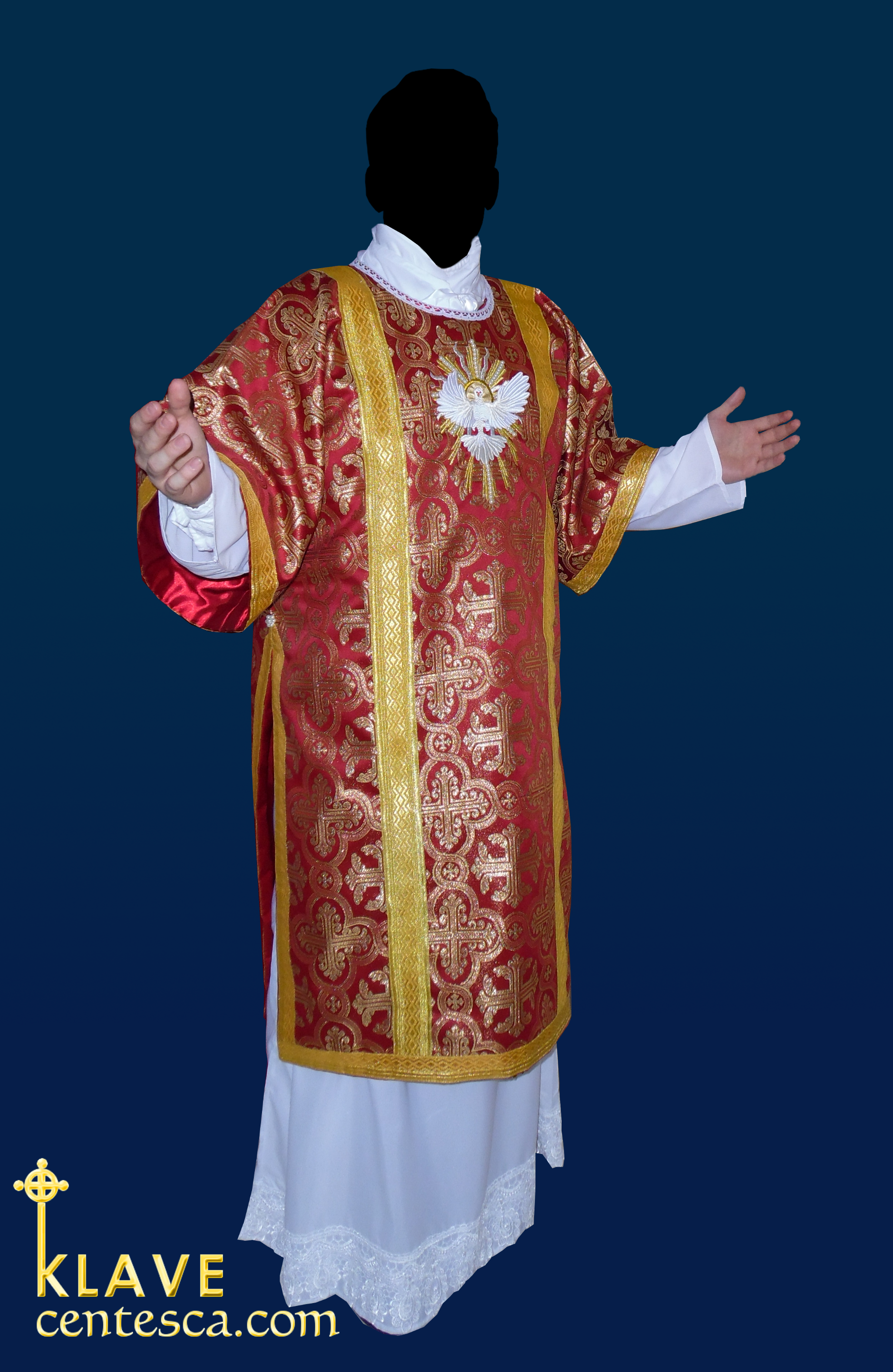 Pentecost Dalmatic