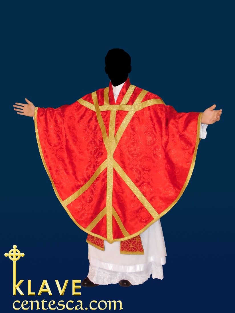 Saint Thomas Becket chasuble