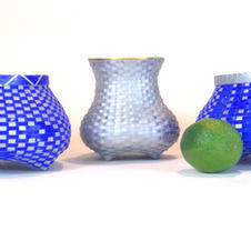 Blue and Silver series