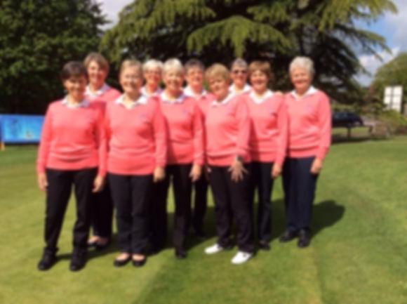 Wyboston Ladies Team.JPG