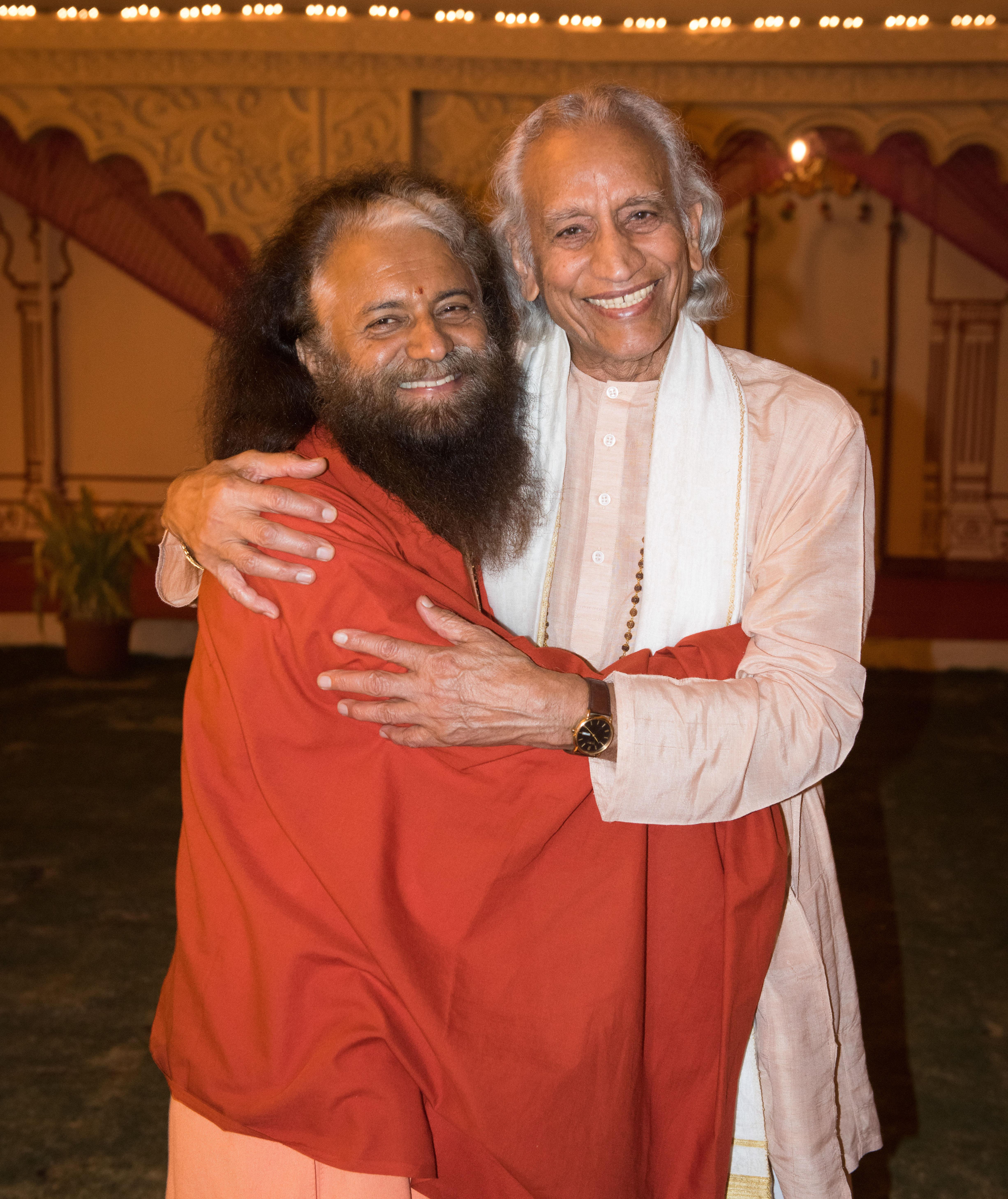 Pujya Swami Shri Chidanandji