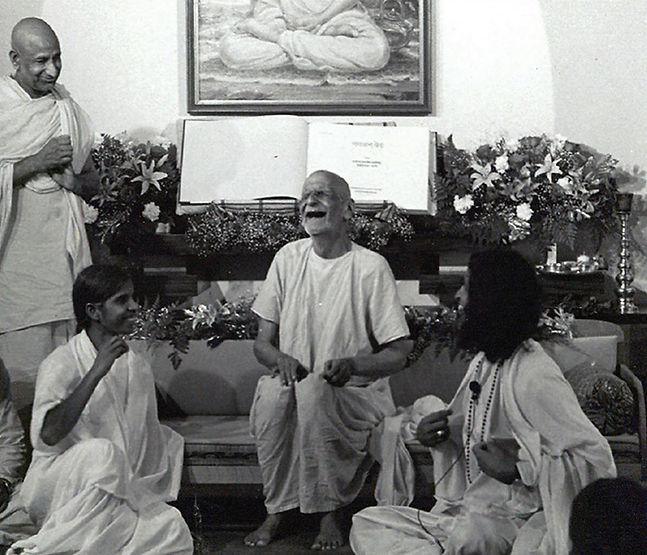 Yogi Amrit Desai Maharishi Award