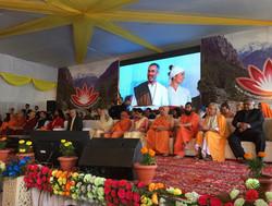 Inauguration - Parmarth Niketan