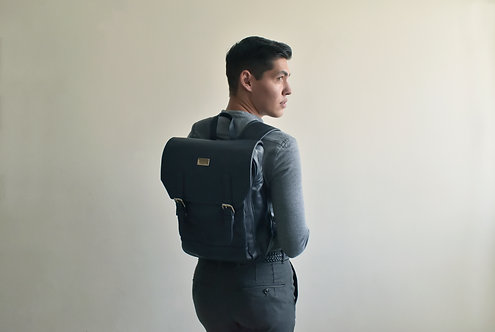 Backpack / Porta Laptop Azul