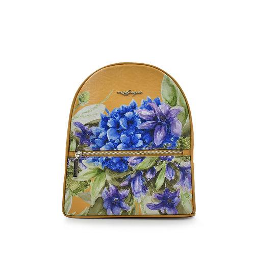 """Backpack """"Hortensias"""""""