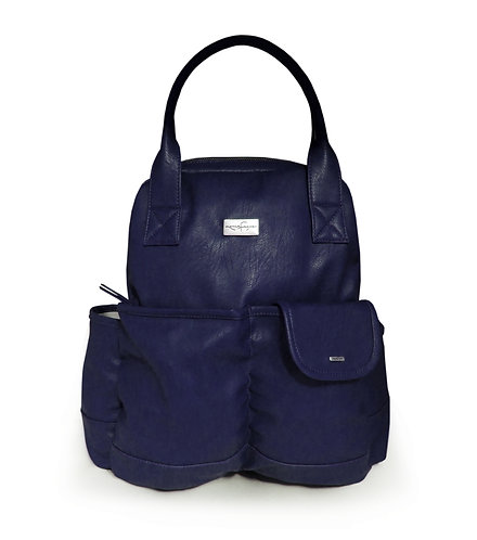 Backpack carryall Azul