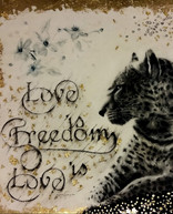 LOVE IS FREEDOME