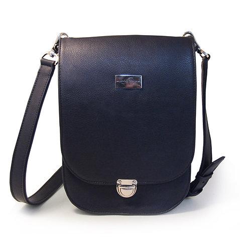 Messenger Bag Azul