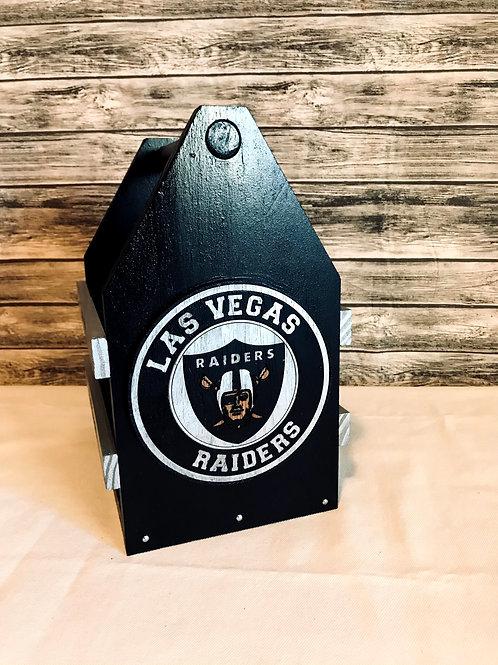 Raiders Beer Caddy