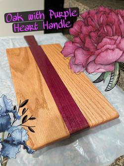 DLG Wood Designs - Charcuterie Board