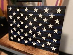 DLG Wood Designs - American Flag Union