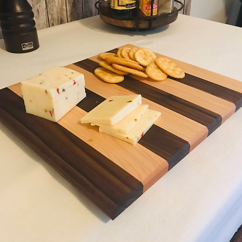Elegantly Crafted Cheese Board
