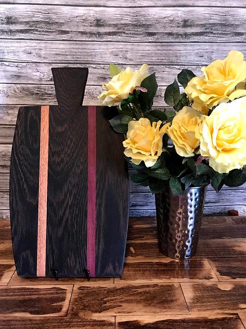 Wenge Wood with Exotic Wood Inlay