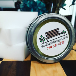 Bad Jade Mineral Oil Beeswax Paste