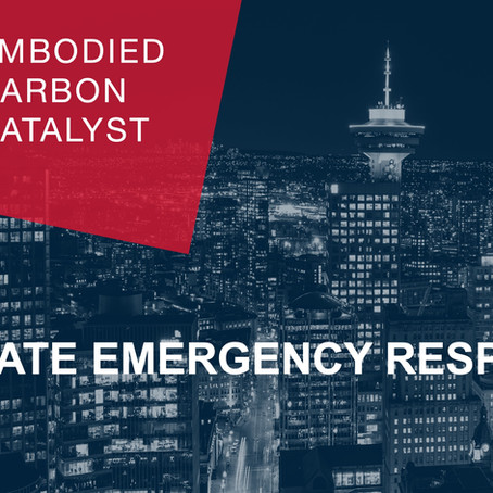 May 21/19 Climate Emergency Response