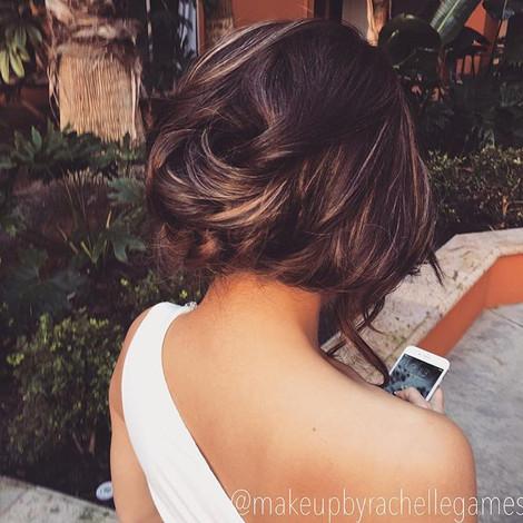 Hair by me 💋 #hairbyrachellegames #faux