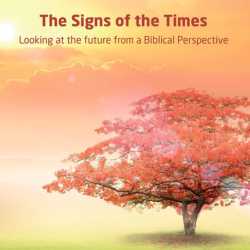 The Signs of the Times Book by Rev. Willem J J Glashouwer