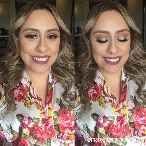 Hair & Makeup by Rachelle Games