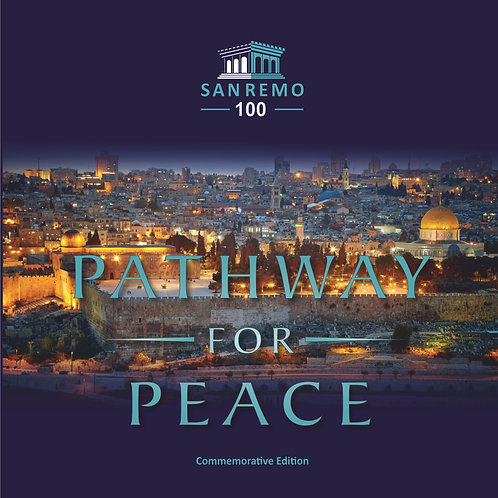 San Remo 100 - Pathway for Peace