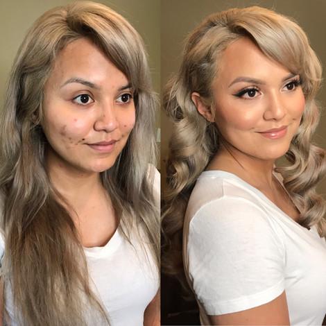 Makeup & Hair by Rachelle Games Beauty
