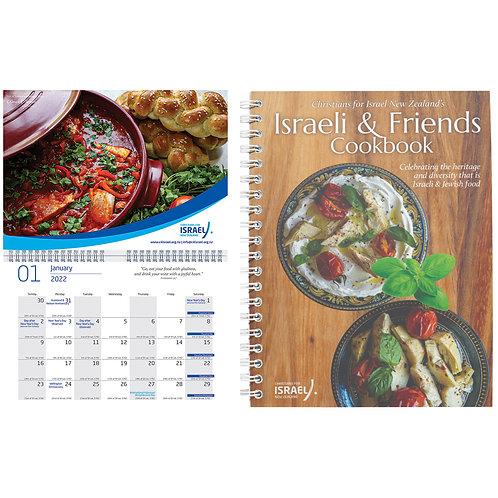 C4I NZ 2022 Calendar & Cookbook